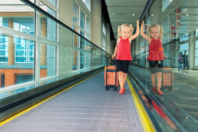 There are many Aberdeen airport childrens facilities to make your journey through the airport much easier.