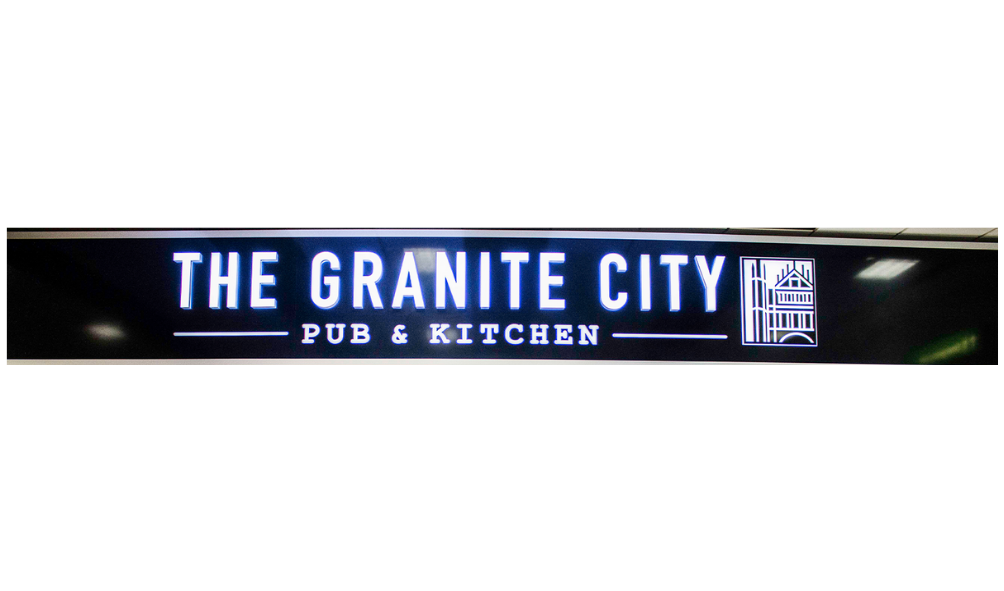 The granite city