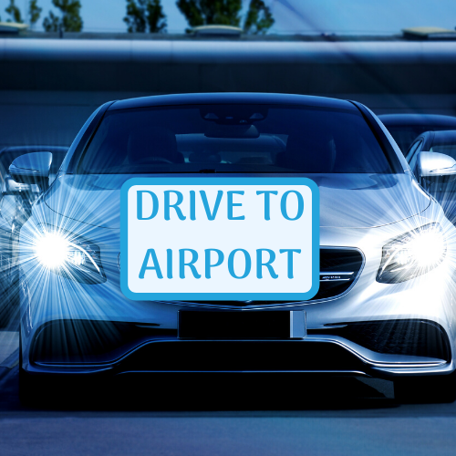 Aberdeen airport Transport - drive to airport