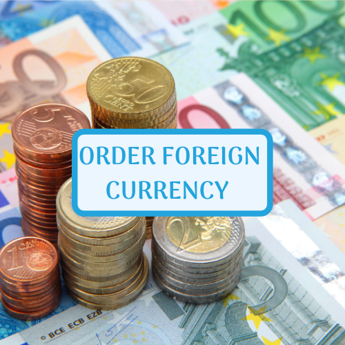 Aberdeen Flight Departures - order foreign currency